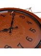 Vitale Vitale Dragon Çarklı Duvar Saati 66X78 Cm Ak.Ei0056 Renkli